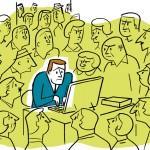 Diritto del dipendente di sapere chi parla male di lui