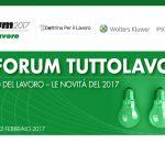 forum tuttolavoro 2017